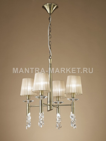 Люстра MANTRA TIFFANY 3872